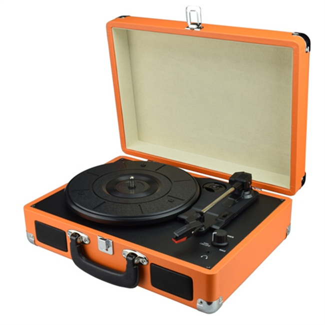 M41, Suitcase Turntable Player