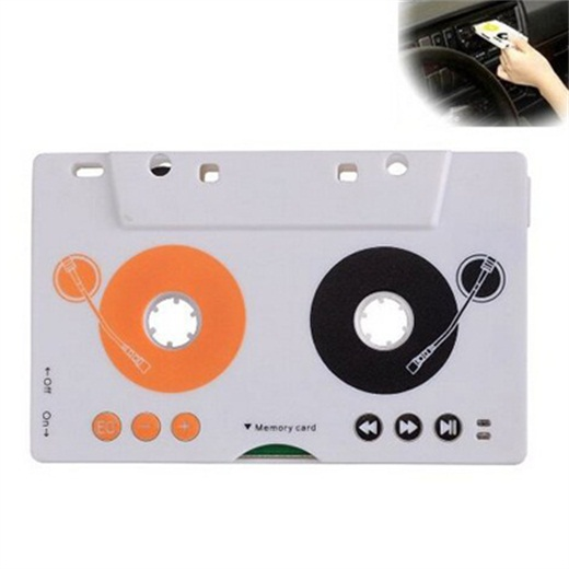 Tape Cassette Digitnow!car Mp3 Player & Cassette Adapter Including Remote