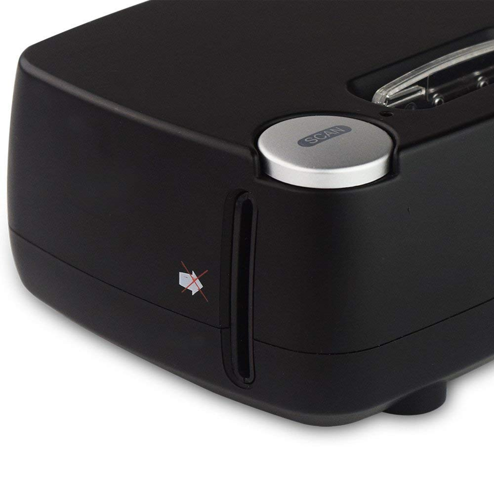 M124 Digitnow!Slide & Film Scanner for 135 / 35mm Negative & Slide Digitizing, Compatible with Windows XP/Vista/ 7/8/10