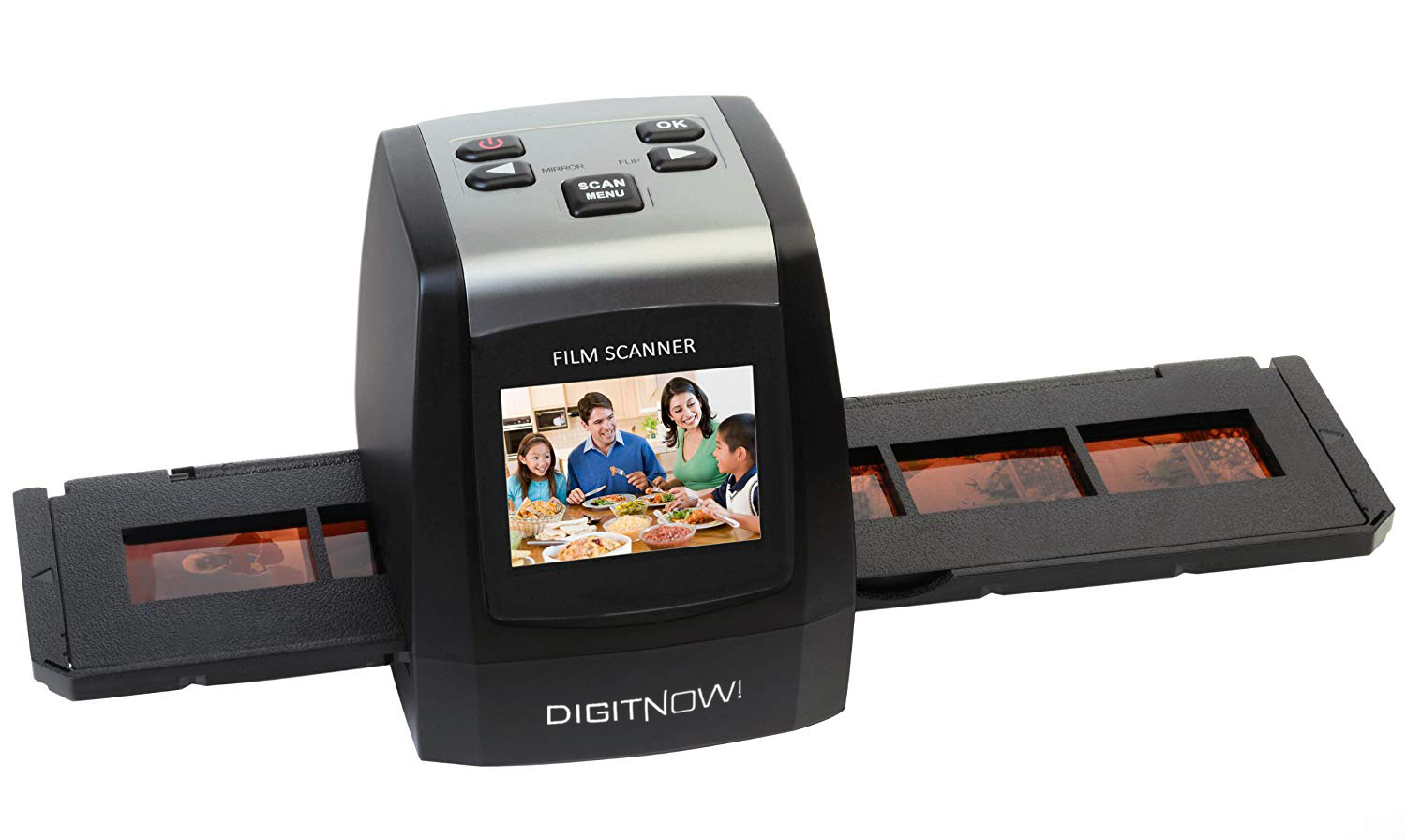 DigitNow photo and Film Scanner 4in1 photo Scanner
